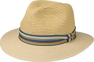 Kastori Panama hat Linus A4 natur Strohhut Sommer Stroh Hüte Sonnenschutz Hut