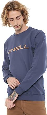 O'Neill Moletom Flanelado Fechado ONeill Lin Azul-marinho