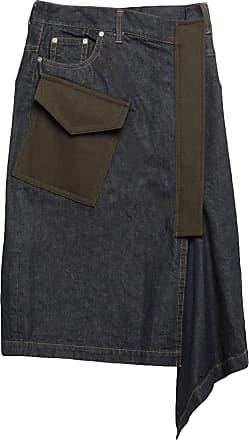 sacai JEANS - Gonne jeans su YOOX.COM