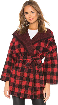 Joie Ismael B Jacket in Red