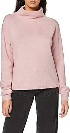 New Look Fashioned Rib Pull, Rose (Light Pink), 42 Femme