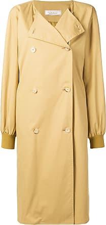 Nina Ricci double-breasted trench coat - Neutro