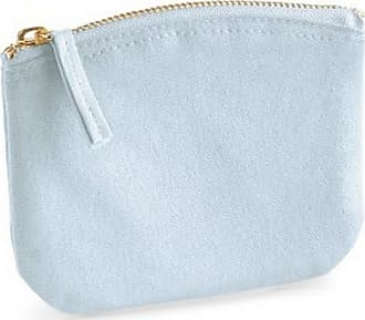Westford Mill EarthAware Organic Spring Purse (One Size) (Pastel Blue)