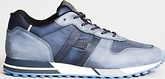 Hogan sneaker blu e grigio
