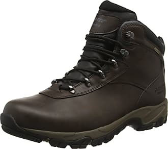 Hi-Tec Mens Altitude V I Hiking Boots - Brown (Dark Chocolate/Dark Taupe/Black 041), 12 UK (46 EU)