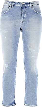 Dondup Jeans On Sale, Light Denim Blue, Cotton, 2019, 30 31 32 33 34 35 36