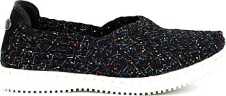 bernie mev. Womens Jim Elle Slip-On Sneaker (Pops, Numeric_6)