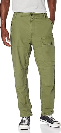 G-Star Mens Torrick Relaxed Trouser, Green (Sage 9288-724), W31/L30 (Size: 31W / L30)