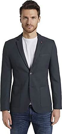 TOM TAILOR Herren Solid Structure Suit Jacket Sakkos