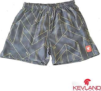 Kevland Underwear Short Kevland Dark Line Tamanho:GG;Cor:Cinza