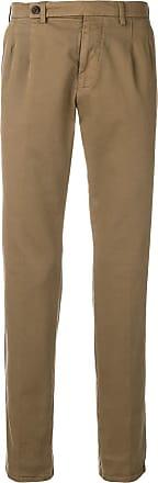 Berwich Raffide trousers - Marrom