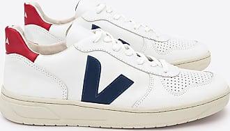 Veja Extra weiße V10 Nautico Pekin Schuhe - 37