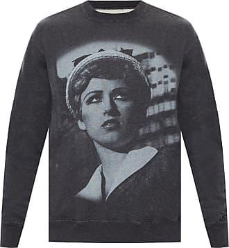 Undercover Printed Sweatshirt Mens Grey