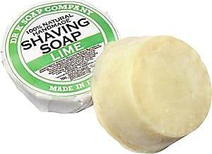 Dr. K Soap Company Skin care Shaving Soap Lime 70 g