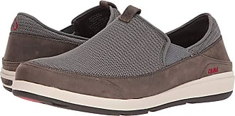Olukai Makia (Charcoal/Charcoal) Mens Shoes