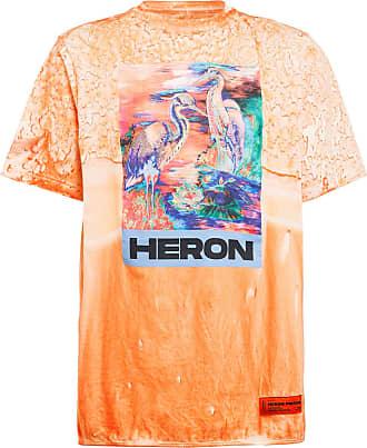 HPC Trading Co. Oversized-Shirt - ORANGE