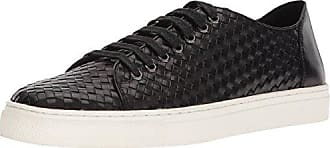 Donald J Pliner Mens Alto Sneaker, Black, 8.5 Medium US