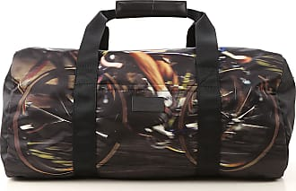 Paul Smith Gym Bag Sports for Men, Black, polyester, 2017, one size