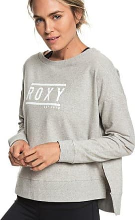 1e13d8c1171 Roxy Goodbye Angels A - Sweat de yoga pour Femme - Gris - Roxy
