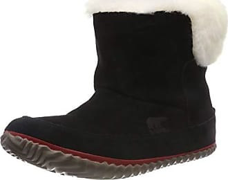 d06be674 Sorel out N About Bootie, Botas para Mujer, Negro (Black, Natural 010