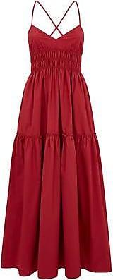 Three Graces London Emma Dress in Raspberry