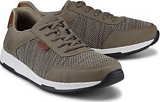 Rieker Herren Schuhe Sneaker Halbschuhe Sneaker Low Turnschuhe B5120-25 Braun