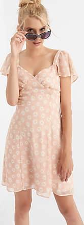 Orsay chiffon kleid mit print