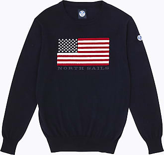 North Sails Intarsia Wool Jumper