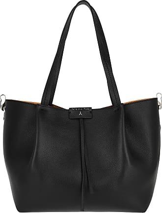 Patrizia Pepe Weekender Bag Nero Shopper schwarz
