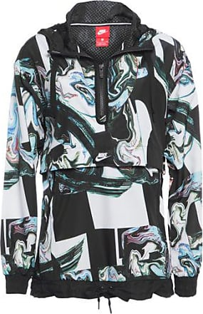 Nike Jaqueta Sportwear Printed Marble NIKE - Preto 993fd984a8c7b