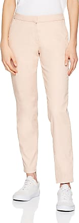 Pieces Womens Pcchino Mw ANK Pants Tb Trouser, Pink (Evening Sand Evening Sand), 10 (Size: Small)