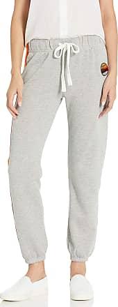 Rip Curl Womens Summer Lovin Pants Sweatpants, Heather Grey, XL