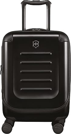 Victorinox by Swiss Army Spectra 2.0 Expandable Compact Global Carry-On Preta - Homem - Preto - Único BR