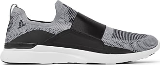 Athletic Propulsion Labs Techloom Bliss Slip-on Running Sneakers - Gray