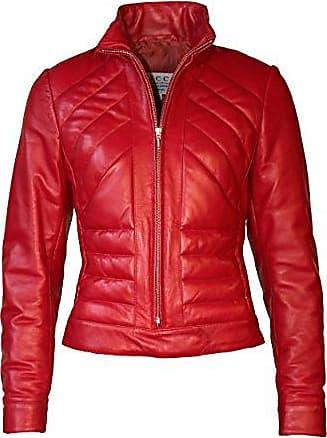 various colors 6813d 54f24 Lederjacken in Rot: Shoppe jetzt bis zu −64% | Stylight