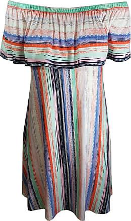 M/&S Collection Beachwear Size 12 Cold Shoulder Summer Dress Black Lace Trim