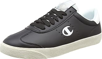 12c2abde591 Champion Mens Low Cut Shoe Venice PU Trainers New Black KK001 8 UK