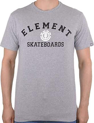 Element Camiseta Element For Life Cinza