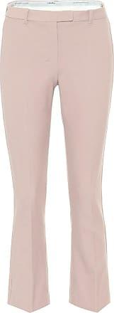 Max Mara Umanita cropped cotton-blend pants