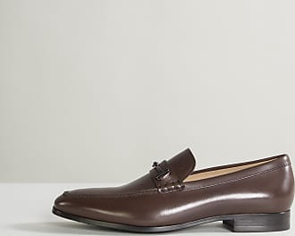 df09d62665d Tod s Classic Leather Loafers With T-Bar Detail Brown. -50%