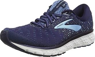 Brooks Glycerin 17, Womens Running shoe, Navy / Stellar / Blue, 5.5 UK (39 EU)