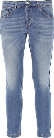 Entre Amis Jeans On Sale, Denim, Cotton, 2017, 33