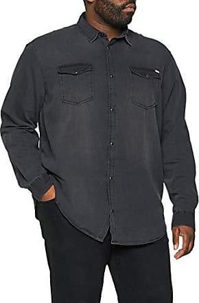 Jack /& Jones Jjesheridan Shirt L//S Noos Camisa Vaquera para Hombre