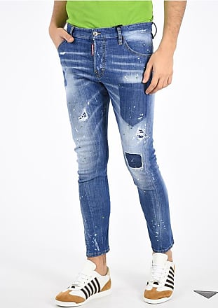 Dsquared2 Distressed Jeans SEXY TWIST 16 Cm size 46