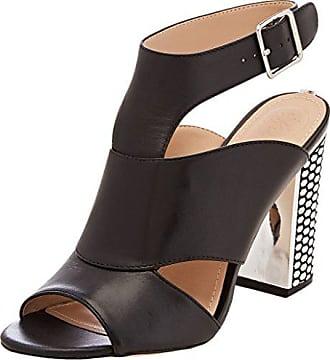 3442e85b930582 Guess Damen Footwear Dress Shootie Riemchen Pumps Schwarz Black
