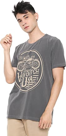 Von Dutch Camiseta Von Dutch The Legendary Grafite
