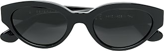 Retro Superfuture cat eye sunglasses - Black