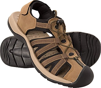 Mountain Warehouse Bay Reef Mens Shandals - Synthetic Upper Summer Shoes, Neoprene Lining Sandals, Lightweight, Cushioned Foam Footwear - for Walking, Beach, Travelling