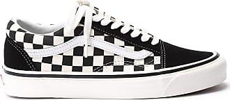 6f663552924d Vans Baskets UA Old Skool 36 DX Damier Noir Blanc