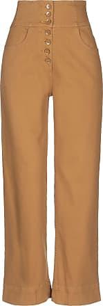 Ulla Johnson JEANS - Capri jeans su YOOX.COM